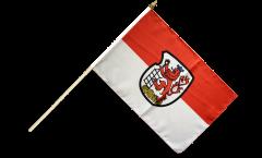 Bandiera da asta Germania Wuppertal