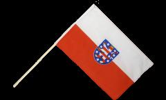 Bandiera da asta Germania Turingia