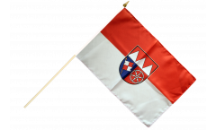 Bandiera da asta Germania Bassa Franconia