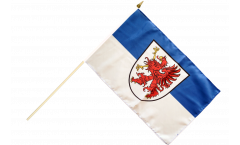 Bandiera da asta Germania Pomerania