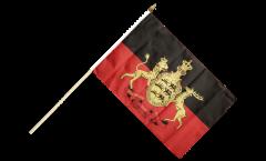 Bandiera da asta Germania Württemberg 2