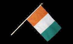Bandiera da asta Costa d'Avorio