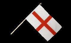 Bandiera da asta Inghilterra St. George