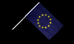 Bandiera da asta Unione Europea EU