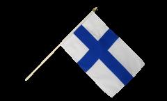 Bandiera da asta Finlandia