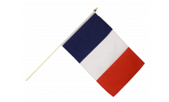 Bandiera da asta Francia