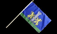 Bandiera da asta Francia Ajaccio
