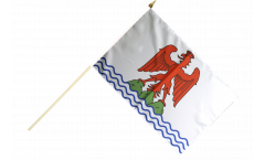 Bandiera da asta Francia Alpes-Maritimes