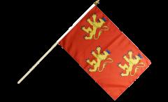 Bandiera da asta Francia Dordogne