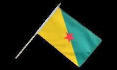 Bandiera da asta Francia Guyana Francese
