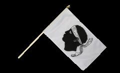 Bandiera da asta Francia Corsica