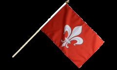 Bandiera da asta Francia Lilla