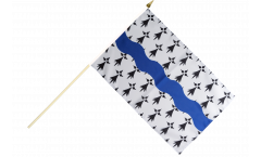 Bandiera da asta Francia Loire-Atlantique