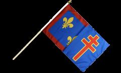 Bandiera da asta Francia Maine-et-Loire