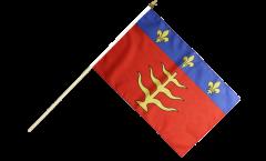 Bandiera da asta Francia Montauban