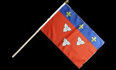 Bandiera da asta Francia Orléans