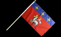 Bandiera da asta Francia Rouen