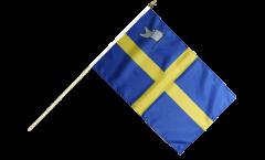 Bandiera da asta Francia Tolone