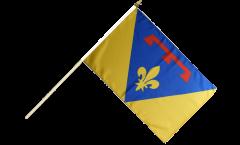 Bandiera da asta Francia Var