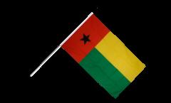 Bandiera da asta Guinea-Bissau