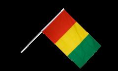 Bandiera da asta Guinea