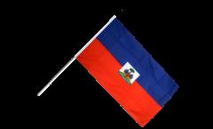 Bandiera da asta Haiti