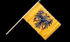 Bandiera da asta Sacro Romano Impero Germanico 1400-