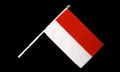 Bandiera da asta Indonesia