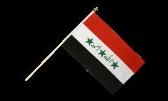Bandiera da asta Iraq vecchia 1991-2004
