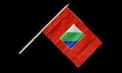Bandiera da asta Italia Abruzzo