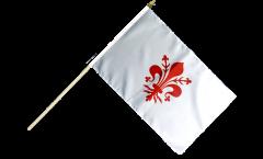 Bandiera da asta Italia Firenze