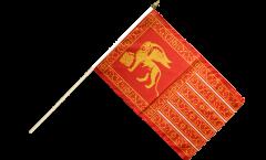 Bandiera da asta Italia Repubblica di Venezia 697-1797