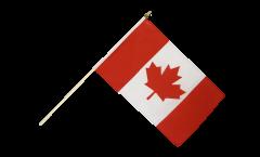 Bandiera da asta Canada