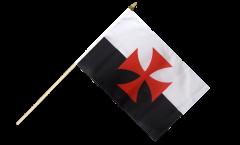 Bandiera da asta Crociata