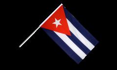 Bandiera da asta Cuba