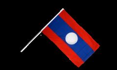 Bandiera da asta Laos