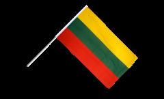 Bandiera da asta Lituania