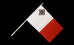 Bandiera da asta Malta
