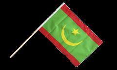 Bandiera da asta Mauritania