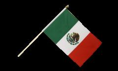 Bandiera da asta Messico