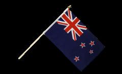 Bandiera da asta Nuova Zelanda