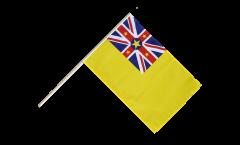 Bandiera da asta Niue