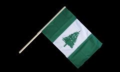 Bandiera da asta Isole di Norfolk