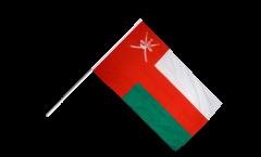 Bandiera da asta Oman