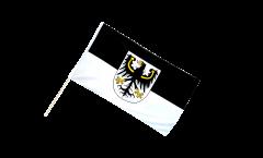 Bandiera da asta Prussia est