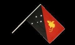Bandiera da asta Papua-Nuova Guinea