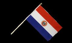 Bandiera da asta Paraguay