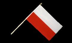 Bandiera da asta Polonia