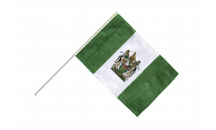 Bandiera da asta Rhodesia meridionale
