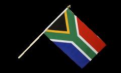 Bandiera da asta Sudafrica